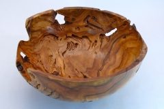 10.1 Bowl Erosion Red Cedar 11x5 SOLD