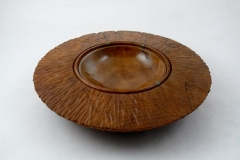"63.1 Bowl Sun Madrone 11"" x 2"""
