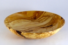 13.1 Platter Natural Birch Burl 10.5x2.5