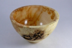 21.1 Hollow Form Box Elder 5x8