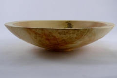 "SOLD 68.1 Bowl Box Elder 8""x2"""