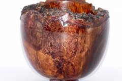 "29.1 Hollow Form Box Elder 6.5""x7"""